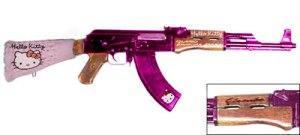HelloKitty AK47